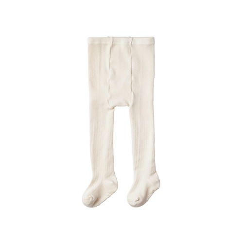 [MARLMARL] tights 1 stone white