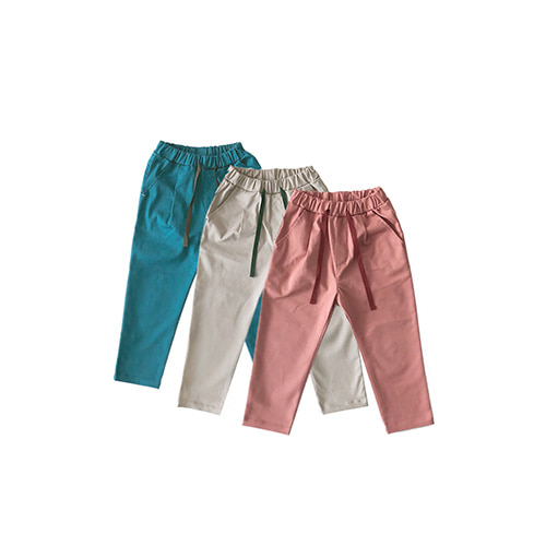 [MY LITTLE STAR] cotton chino pants